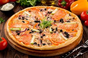 Пицца Летняя-овощная
